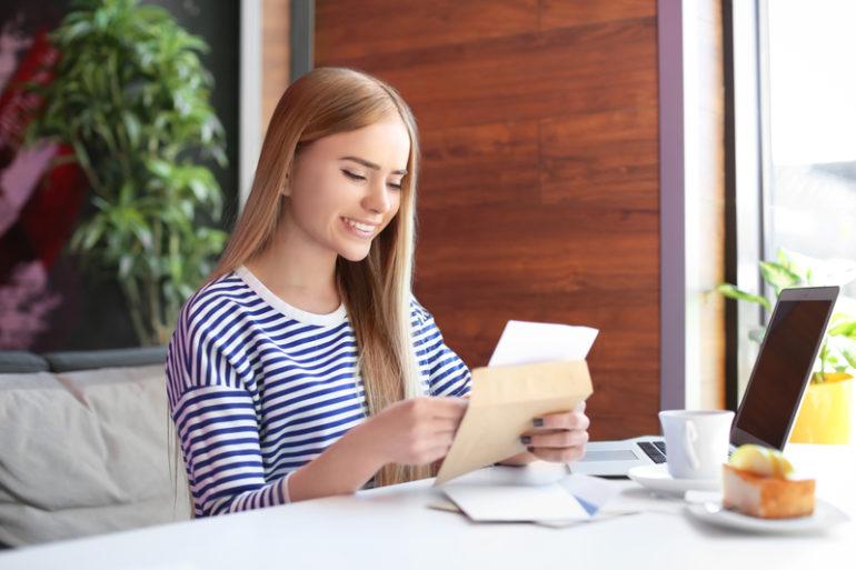 Direct mail motivates millennials