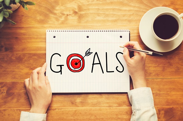 Tips for 2021 goal setting
